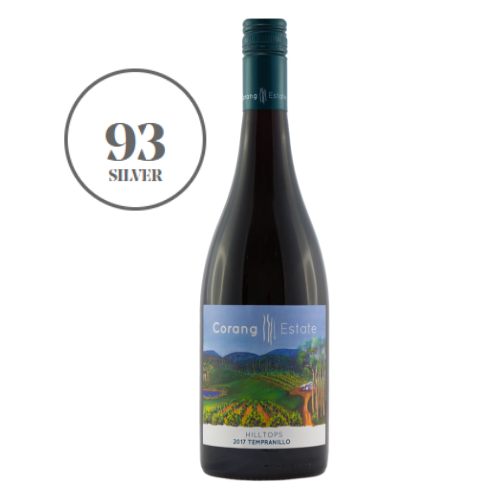 Corang Estate Tempranillo features in James Halliday's 2019 Top Value Wines